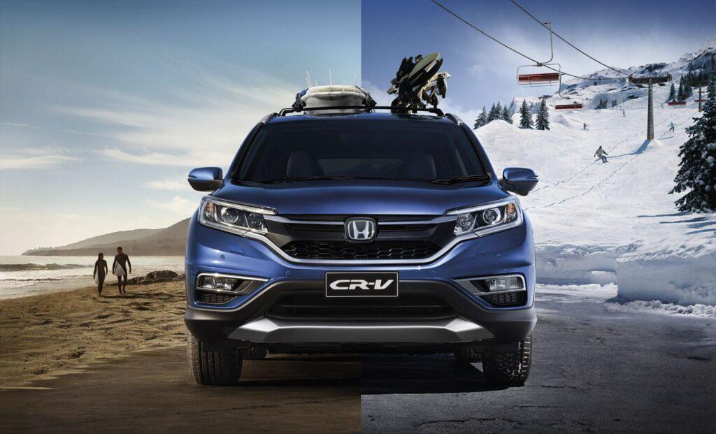 Chiếc SUV nào vượt trội hơn khi so sánh Honda CRV và Mazda CX5?